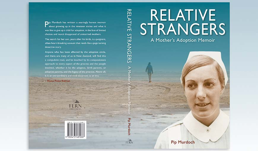 Relative Strangers cover design3