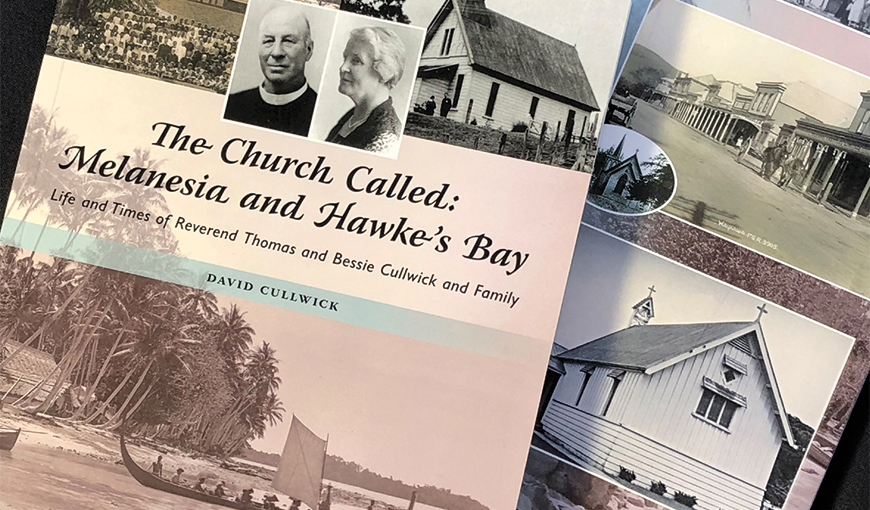 the church called melanesia hawkes bay