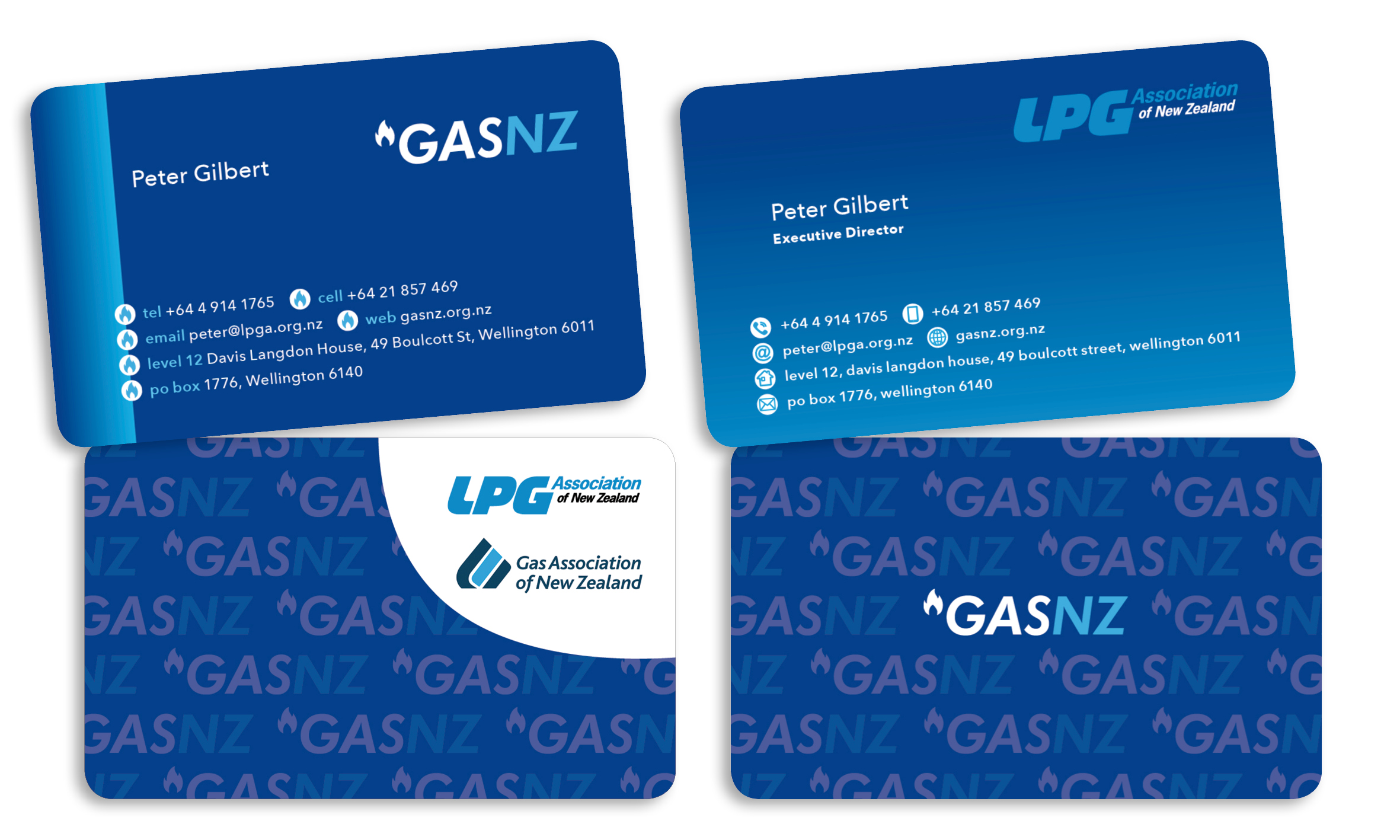 Business card design wellington based specialists in graphic gasnz reheart Images